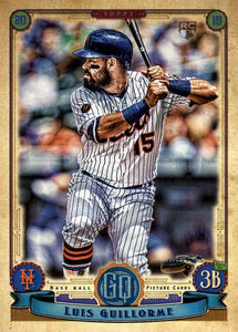2019 Topps Gypsy Queen Baseball Cards (101-200): #119 Luis Guillorme