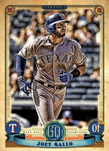 Load image into Gallery viewer, 2019 Topps Gypsy Queen Baseball Cards (101-200): #124 Joey Gallo