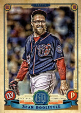 Load image into Gallery viewer, 2019 Topps Gypsy Queen Baseball Cards (101-200): #127 Sean Doolittle