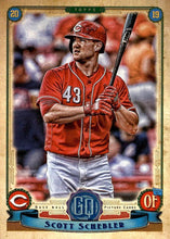 Load image into Gallery viewer, 2019 Topps Gypsy Queen Baseball Cards (101-200): #140 Scott Schebler