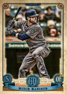 2019 Topps Gypsy Queen Baseball Cards (101-200): #143 Mitch Haniger