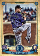 Load image into Gallery viewer, 2019 Topps Gypsy Queen Baseball Cards (101-200): #146 Kyle Freeland