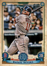 Load image into Gallery viewer, 2019 Topps Gypsy Queen Baseball Cards (101-200): #147 Rafael Devers