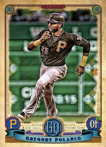 2019 Topps Gypsy Queen Baseball Cards (101-200): #149 Gregory Polanco
