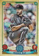 Load image into Gallery viewer, 2019 Topps Gypsy Queen Baseball Cards (101-200): #162 Robbie Ray