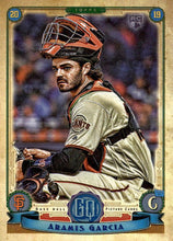 Load image into Gallery viewer, 2019 Topps Gypsy Queen Baseball Cards (101-200): #165 Aramis Garcia RC