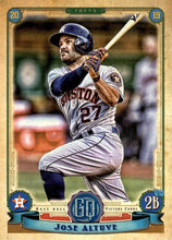 Load image into Gallery viewer, 2019 Topps Gypsy Queen Baseball Cards (101-200): #166 Jose Altuve