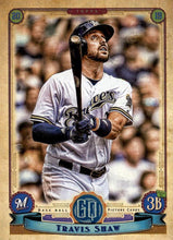 Load image into Gallery viewer, 2019 Topps Gypsy Queen Baseball Cards (101-200): #169 Travis Shaw