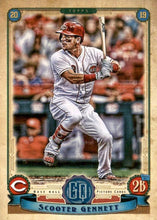 Load image into Gallery viewer, 2019 Topps Gypsy Queen Baseball Cards (101-200): #173 Scooter Gennett