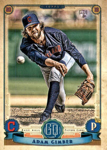 2019 Topps Gypsy Queen Baseball Cards (101-200): #183 Adam Cimber RC