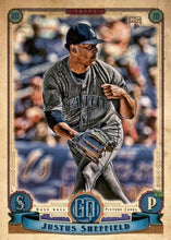 Load image into Gallery viewer, 2019 Topps Gypsy Queen Baseball Cards (101-200): #187 Justus Sheffield RC