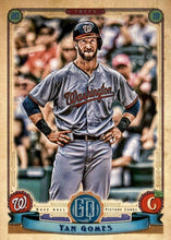 Load image into Gallery viewer, 2019 Topps Gypsy Queen Baseball Cards (101-200): #190 Yan Gomes