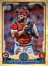 Load image into Gallery viewer, 2019 Topps Gypsy Queen Baseball Cards (101-200): #195 Tucker Barnhart