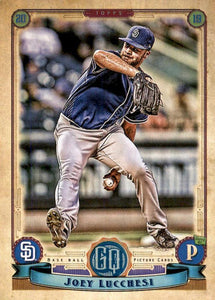 2019 Topps Gypsy Queen Baseball Cards (101-200): #198 Joey Lucchesi