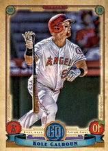 Load image into Gallery viewer, 2019 Topps Gypsy Queen Baseball Cards (201-300): #219 Kole Calhoun