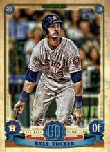 Load image into Gallery viewer, 2019 Topps Gypsy Queen Baseball Cards (201-300): #225 Kyle Tucker RC