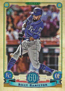 2019 Topps Gypsy Queen Baseball Cards (201-300): #226 Billy Hamilton