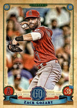 Load image into Gallery viewer, 2019 Topps Gypsy Queen Baseball Cards (201-300): #229 Zack Cozart