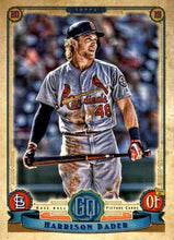 Load image into Gallery viewer, 2019 Topps Gypsy Queen Baseball Cards (201-300): #233 Harrison Bader