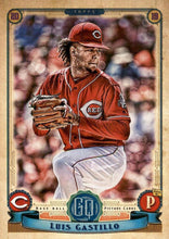 Load image into Gallery viewer, 2019 Topps Gypsy Queen Baseball Cards (201-300): #237 Luis Castillo