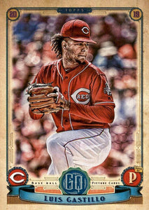 2019 Topps Gypsy Queen Baseball Cards (201-300): #237 Luis Castillo