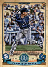 Load image into Gallery viewer, 2019 Topps Gypsy Queen Baseball Cards (201-300): #243 Francisco Mejia