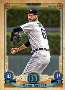 2019 Topps Gypsy Queen Baseball Cards (201-300): #246 Shane Greene