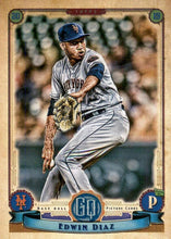 Load image into Gallery viewer, 2019 Topps Gypsy Queen Baseball Cards (201-300): #247 Edwin Diaz