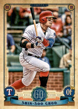 Load image into Gallery viewer, 2019 Topps Gypsy Queen Baseball Cards (201-300): #258 Shin-Soo Choo