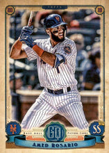 Load image into Gallery viewer, 2019 Topps Gypsy Queen Baseball Cards (201-300): #259 Amed Rosario