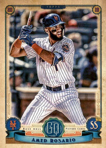 2019 Topps Gypsy Queen Baseball Cards (201-300): #259 Amed Rosario