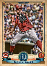 Load image into Gallery viewer, 2019 Topps Gypsy Queen Baseball Cards (201-300): #262 Tanner Roark