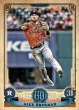 Load image into Gallery viewer, 2019 Topps Gypsy Queen Baseball Cards (201-300): #267 Alex Bregman