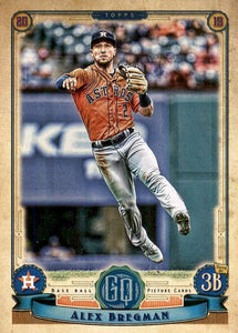2019 Topps Gypsy Queen Baseball Cards (201-300): #267 Alex Bregman
