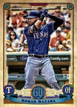 Load image into Gallery viewer, 2019 Topps Gypsy Queen Baseball Cards (201-300): #269 Nomar Mazara