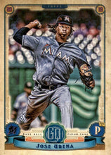 Load image into Gallery viewer, 2019 Topps Gypsy Queen Baseball Cards (201-300): #273 Jose Urena