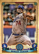 Load image into Gallery viewer, 2019 Topps Gypsy Queen Baseball Cards (201-300): #286 Kenley Jansen