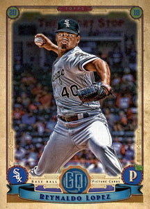 2019 Topps Gypsy Queen Baseball Cards (201-300): #294 Reynaldo Lopez