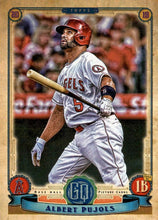 Load image into Gallery viewer, 2019 Topps Gypsy Queen Baseball Cards (201-300): #298 Albert Pujols