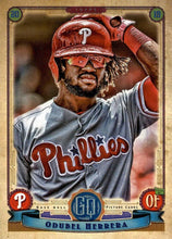 Load image into Gallery viewer, 2019 Topps Gypsy Queen Baseball Cards (201-300): #299 Odubel Herrera