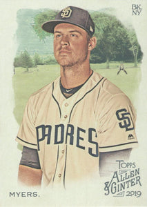 2019 Topps Allen & Ginter BASE Cards (201-400) ~ Pick your card - HouseOfCommons.cards