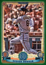 Load image into Gallery viewer, 2019 Topps Gypsy Queen Baseball GREEN Parallels: #108 Steven Duggar