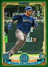 Load image into Gallery viewer, 2019 Topps Gypsy Queen Baseball GREEN Parallels: #189 Edwin Encarnacion