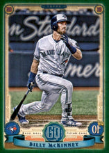 Load image into Gallery viewer, 2019 Topps Gypsy Queen Baseball GREEN Parallels: #261 Billy McKinney