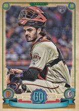 Load image into Gallery viewer, 2019 Topps Gypsy Queen Baseball MISSING NAMEPLATE Parallels: #165 Aramis Garcia