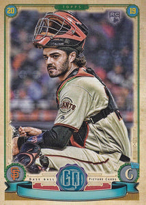 2019 Topps Gypsy Queen Baseball MISSING NAMEPLATE Parallels: #165 Aramis Garcia