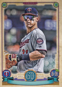 2019 Topps Gypsy Queen Baseball MISSING NAMEPLATE Parallels: #223 Tyler Austin