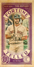 Load image into Gallery viewer, 2019 Topps Gypsy Queen Baseball FORTUNE TELLER MINI Inserts: #FTM-JM J.D. Martinez