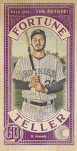 Load image into Gallery viewer, 2019 Topps Gypsy Queen Baseball FORTUNE TELLER MINI Inserts: #FTM-NA Nolan Arenado