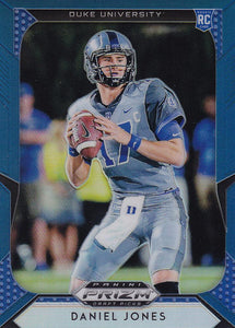 2019 Panini Prizm Draft Picks BLUE REFRACTOR Parallels - Pick Your Card - HouseOfCommons.cards